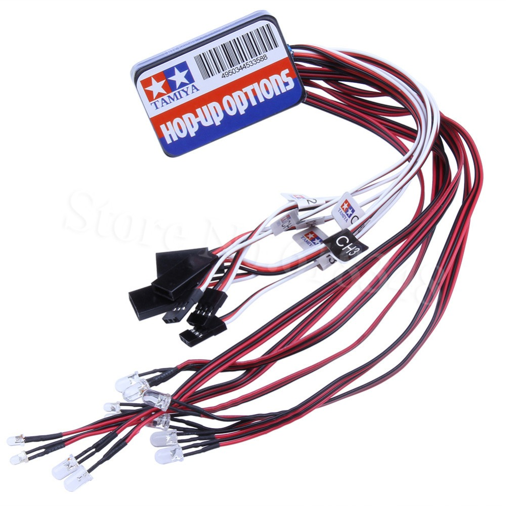 Top 99 Cheap Products Rc Led Light Controller In Bulbs Lamp Lightings Gt Wholesale Lamps 5mm Leds 12 Lighting System Kit Smart Simulation Lights 1 10 Drift On Road Car Yokomo Tamiya Hop Up Options Remote Control