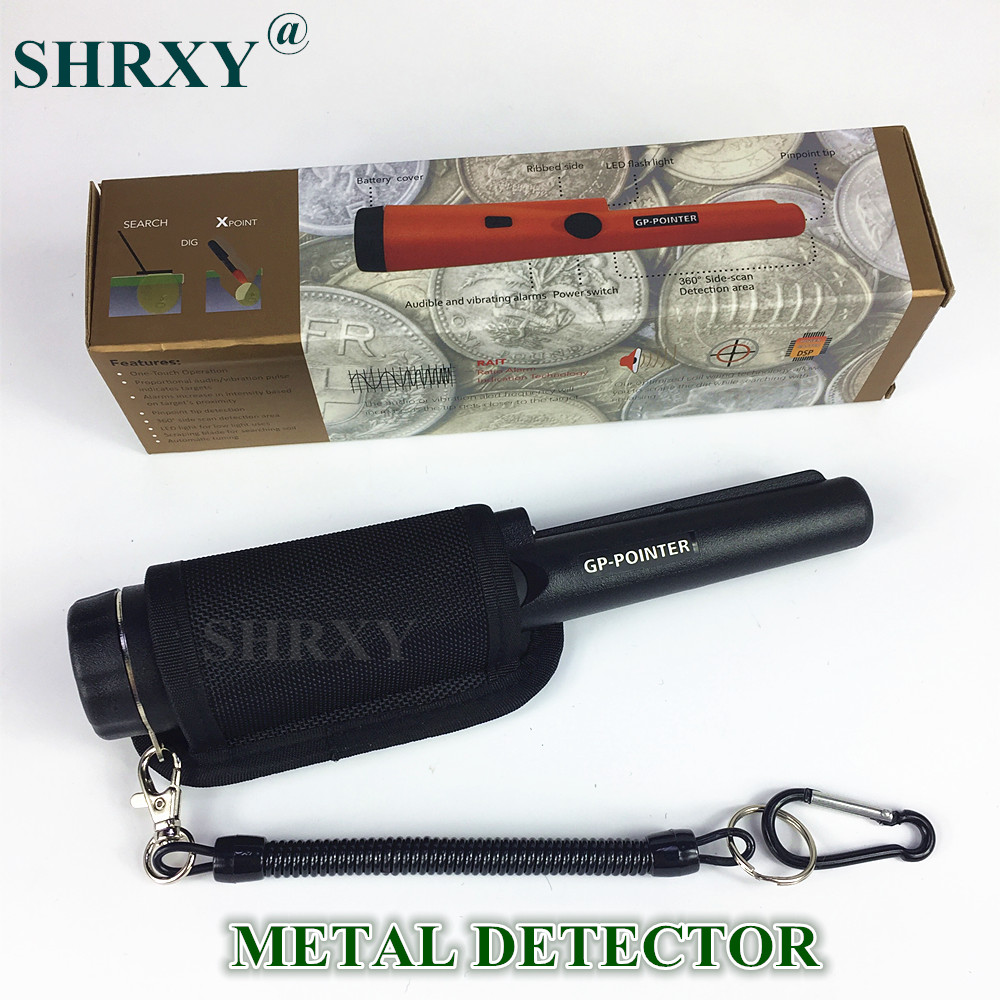 2018 Hot sale FREE SHIPPING Garrett Pro Pointer Pinpointing GOLD Metal Detector Hand Held Water-resistant Design цена