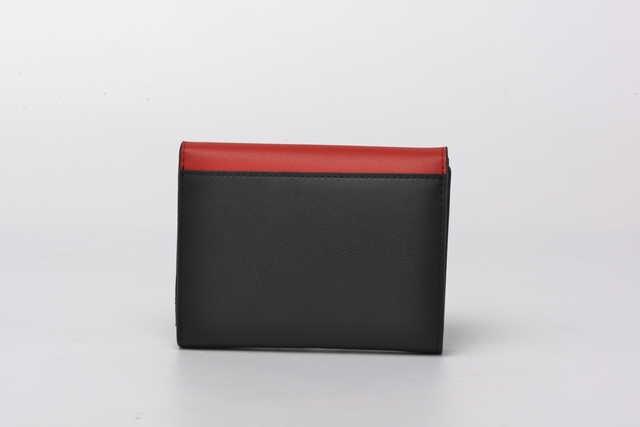 02 03 04 Einfache karte Tom19031902 Damen Brieftasche Kleine 190325 Kurze Modische 01 Frische 05 Multi Tasche Leder Große 5 Bobo aFBCRwqf