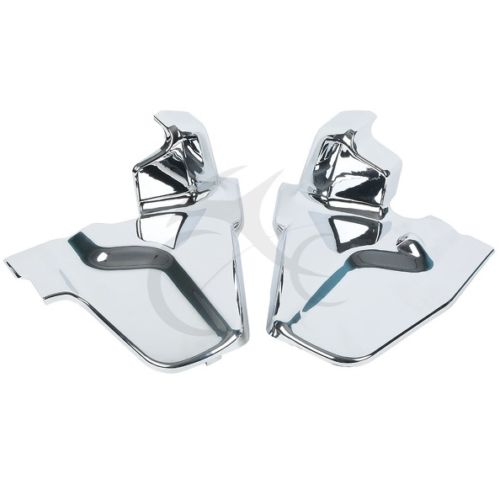 Motorcycle New Chrome Engine Cover For Honda Goldwing Gold Wing GL1800 GL 1800 2001-2011 10