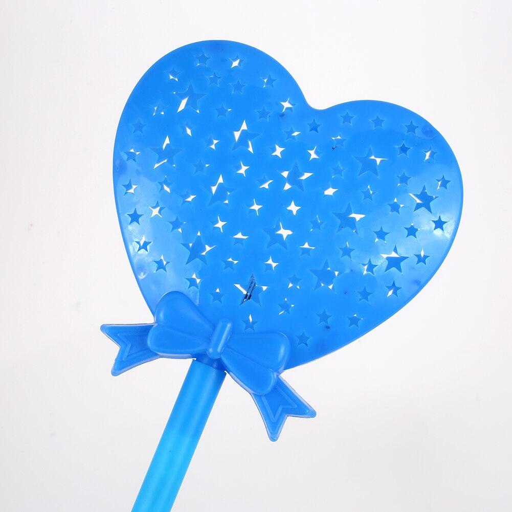 Забавные светящаяся палочка сердце-образный палочка-мигалка для рождественские подарки Прямая