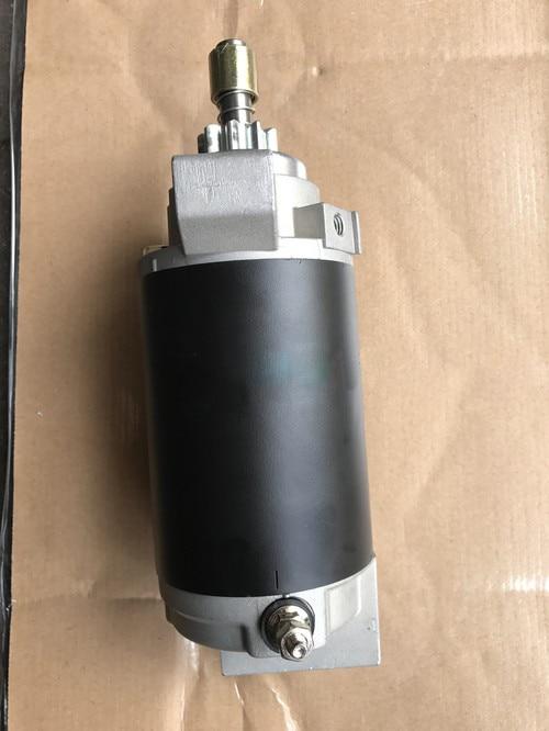 Start Motors For 40HP YAMAHA Outboard Engine Electric Starter  E40X 40HP 40hv Enduro 66T-81800-03