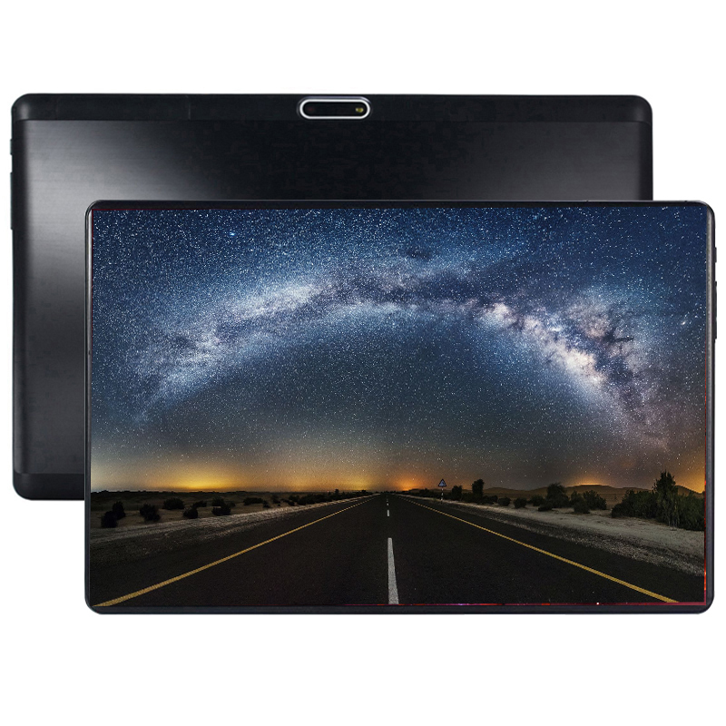 2019 S119 10.1 Tablet Screen Mutlti Touch Android 9.0 Octa Core Ram 6GB ROM 64GB Camera 5MP  Wifi 10 Inch Tablet 4G LTE Pro Pc