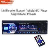 6208 12V Car Audio Stereo FM Bluetooth V2 0 USB SD Mp3 Player AUX Mic Hands