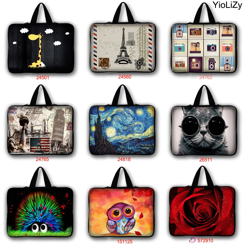 waterproof 11.6 Laptop Case 15.6 14.1 Notebook sleeve 17.3 10.1 tablet cover 13.3 computer Bag For macbook air 13 bag LB-hot12
