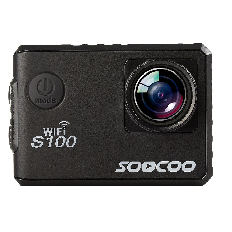 Original SOOCOO S100 30M Waterproof Wifi Sport Action Camera 2.0 inch Touch Screen 4K HD Support Remote Control GPS Nightshot soocoo s100 pro 4k wifi action video camera 2 0 touch screen voice control remote gyro waterproof 30m 1080p full hd sport dv
