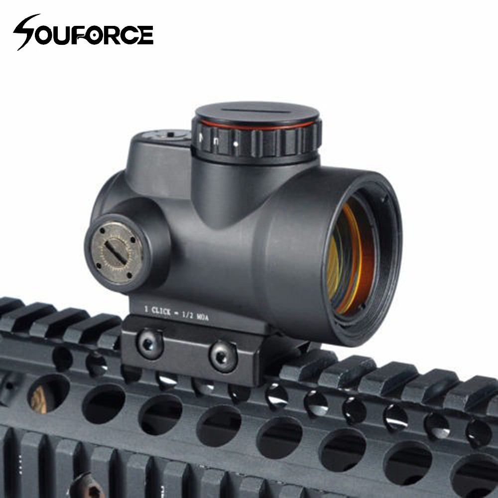 Tactical Optics 1x25mm MRO 2.0 MOA Adjustable Red Dot Scope Sight with Low High Mount RiflesScope for Hunting vector optics mini 1x20 tactical 3 moa red dot scope holographic sight with quick release mount fit for ak 47 7 62 ar 15 5 56