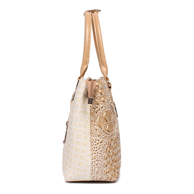 ZMQN Luxury Handbags Women Bags Designer Bags For Women 2019 Fashion Crocodile Leather Tote Bags Handbag Women Famous Brand A804 2