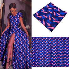 for party African veritable real wax prints 6yards ankara printed fabric super quality 100 cotton java