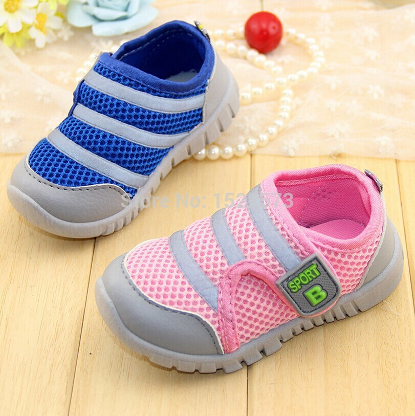 2018 New Brands sneaker 13.5-15.5cm kids shoes First STep boy/Girl Shoes Infant/Newborn shoes Children shoes antiskid footwear