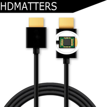 Super font b Slim b font Active HDMI 2 0 cable with redmere chipset up to