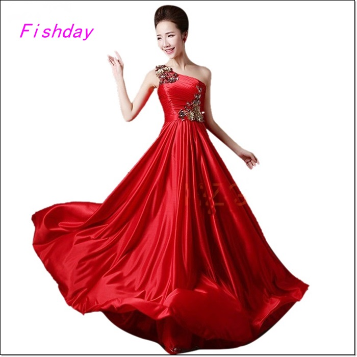 Compare Prices on Long Red Dresses for Juniors- Online Shopping ...