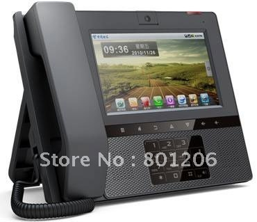 US $389 47 |android 7 inch LCD PAD video ip phone-in VoIP Phones from  Computer & Office on Aliexpress com | Alibaba Group