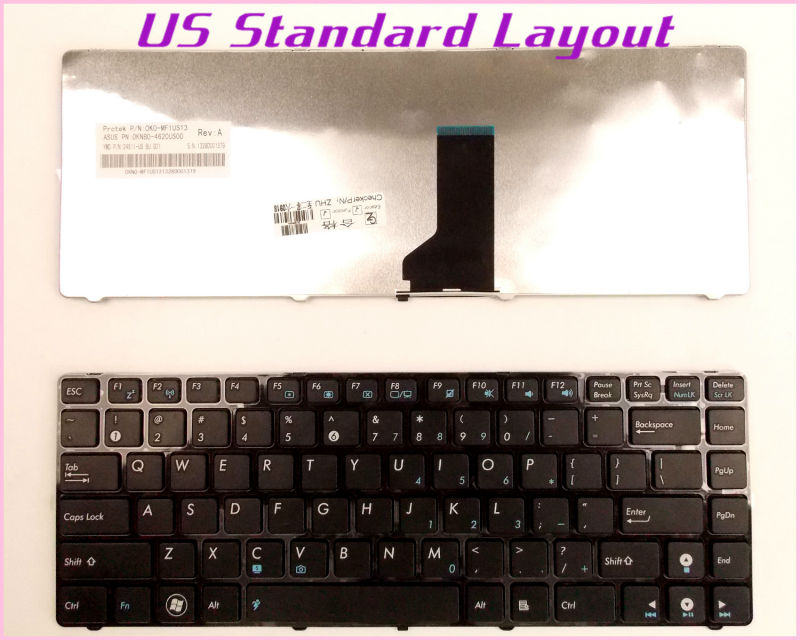 Asus B43E Notebook Keyboard Driver for PC