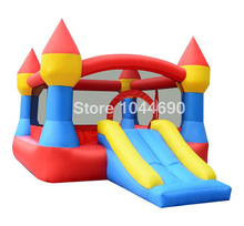 Free shipping mini inflatable bouncer