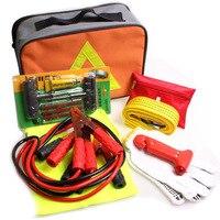 New Car Tire Repair Tool Kit For Tubeless Emergency Tyre Fast Puncture Plug Repair Block Air