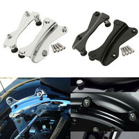 Motorcycle 4 Point Docking Hardware Kit For Harley Electra Glide Road Glide Touring Road King Street Glide 2014 2019