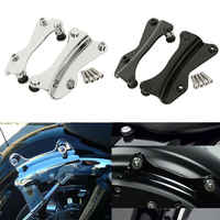 Motorcycle 4 Point Docking Hardware Kit For Harley Electra Glide Road Glide Touring Road King Street Glide 2014-2019