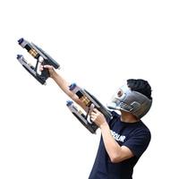 A Pair Guns Cosplay Avengers Infinity War Star Lord Gun Weapon A Pair Handmade Props Adult Halloween Party Prop
