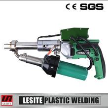 Lesite LST600C Polyethylene Hand Extrusion Gun geomembrane welding machine