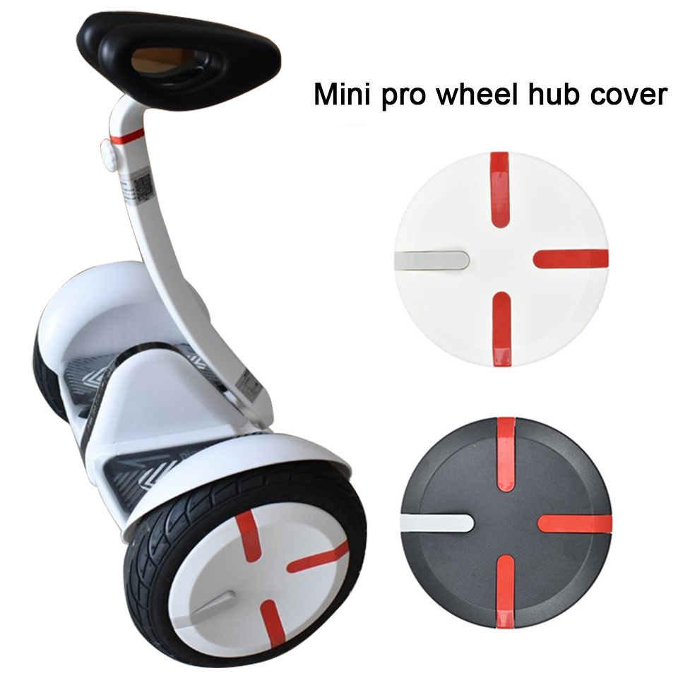 1 Pair Wheel Cover for XIAOMI Mini Pro Ninebot Balance Electric Scooter Accessories