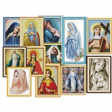 d42a974b24900 Buy virgin mary cross stitch and get free shipping on AliExpress.com