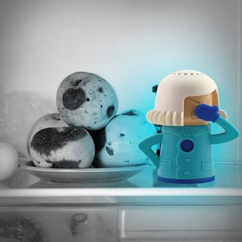Cool Mama Fridge Deodoriser Angry Mama Fridge Cleaner Freezer Odor Freshener Remover Just Add Baking Soda- Blue Steam Cleaner Parts