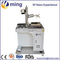 JPT MOPA M6 60W color fiber laser marking machine laser marking machine fiber laser engraver color marking machine
