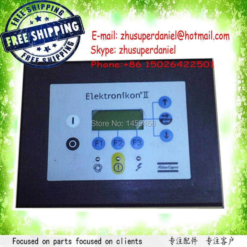 Free shipping OEM/genuine 1900071012(1900-0710-12) MK4 electronikon microcontroller panel graphic regulator PLC main board