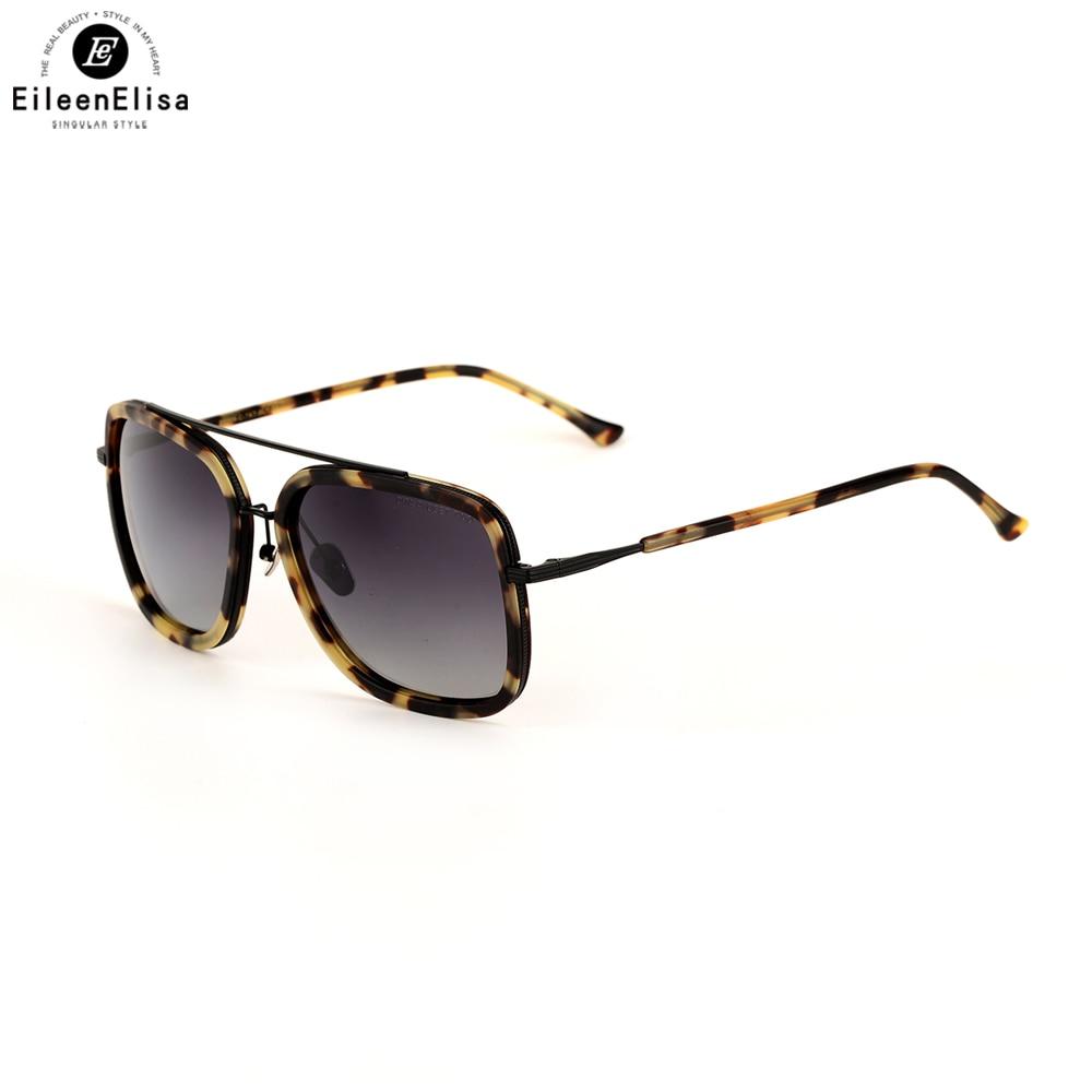 EE Fashion Square Acetate Men's Sun Glasses Female Eyewears Designer - Apparel Accessories - Photo 6