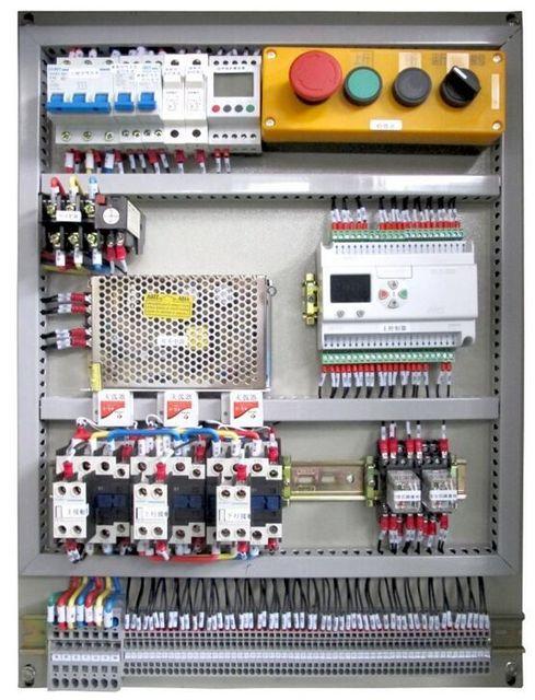 Elevator Parts Dumbwaiter LG Cabinet Mainboard Control PanelsThree Phase Motor Standard General