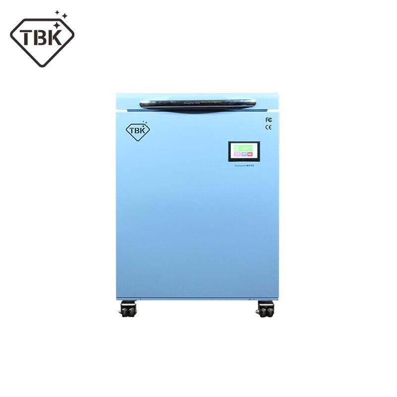 TBK-588 Professionnel Masse-190C LCD Tactile Écran Congélation Machine de Séparation LCD Panneau Congelés Séparateur Machine pour bord