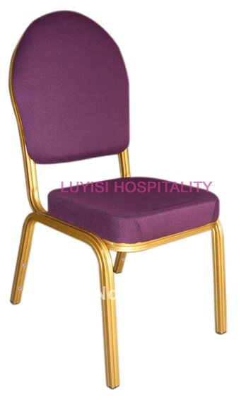 Comfortable Aluminum Hotel Chair