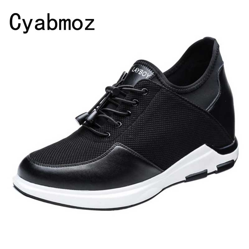 New Summer Comfortable Casual Shoes Sneakers Height Increasing for Boys/Mens Get Taller Elevator Shoes 8cm 10cm Breathable ShoesNew Summer Comfortable Casual Shoes Sneakers Height Increasing for Boys/Mens Get Taller Elevator Shoes 8cm 10cm Breathable Shoes