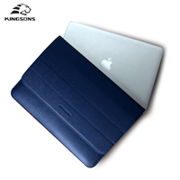 Kingsons Top Selling High Quality Laptop Sleeve Case for Notebook 13 Fashion for Home Protect Case Notebook Computer Holder
