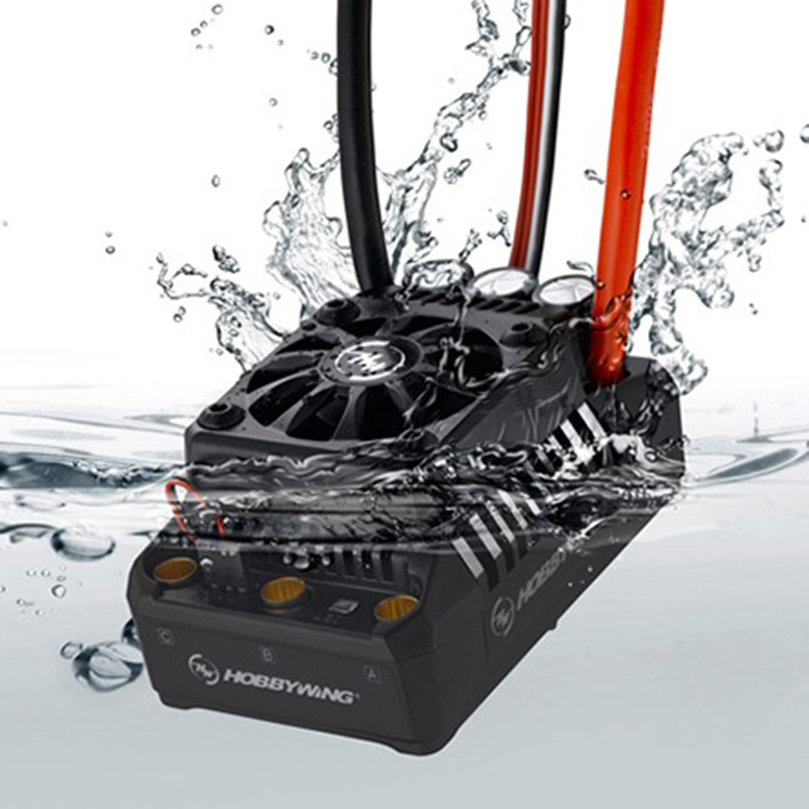 Hobbywing EzRun Max6- / Max5 V3 160A / 200A Speed Controller Waterproof Brushles