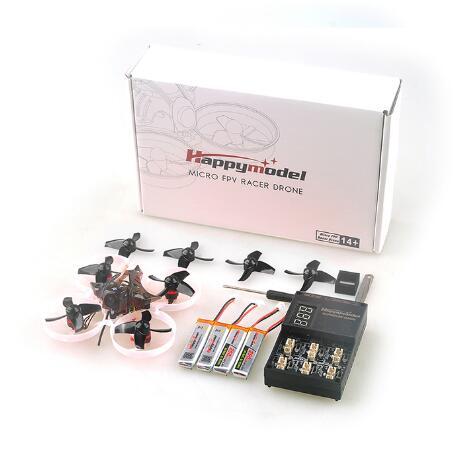 Happyymodel Mobula7 Mobula 7 75mm Crazybee F3 Pro OSD 2 s Racing Drone Compatible Frsky Flysky non-L'UE version