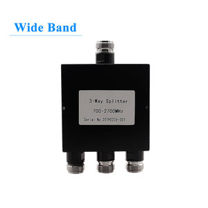 Image 2 - NEW 3 ways Power Splitter 700 2700MHz Cell Phone Signal Repeater Three Ways Power Divider 2G 3G 4G Network One to Three Ways *