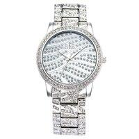 XG71 G D GLE VDO Womem S Bracelet Watches Fashion Silver Womens Wristwatch Ladies Dress Watch