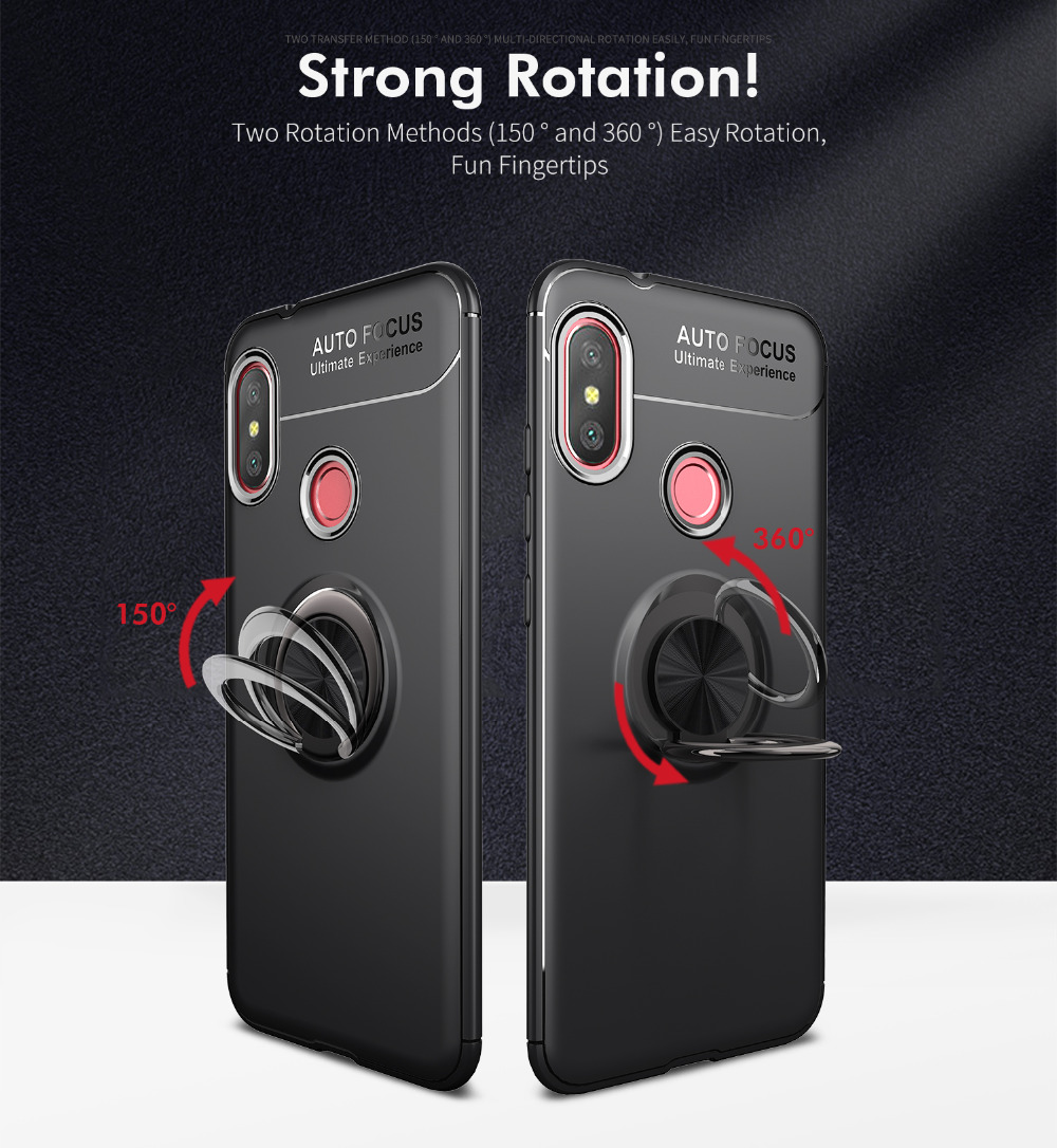 Xiaomi Redmi Note 5 Pro Case 64GB Silicone Armor Bumper Shockproof Back Cover Case for Xiaomi Redmi Note 5 Pro Global Etui funda in Fitted Cases from Cellphones Telecommunications