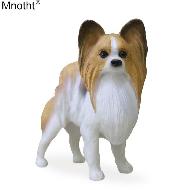 Mnotht Mini Dog Toy 1/6 Emulation մայրցամաքային - Խաղային արձանիկներ - Լուսանկար 1