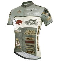 2016 paladin erkek bisiklet clothing ropa ciclismo kısa kollu bisiklet jersey bisiklet bisiklet üst ordu grear