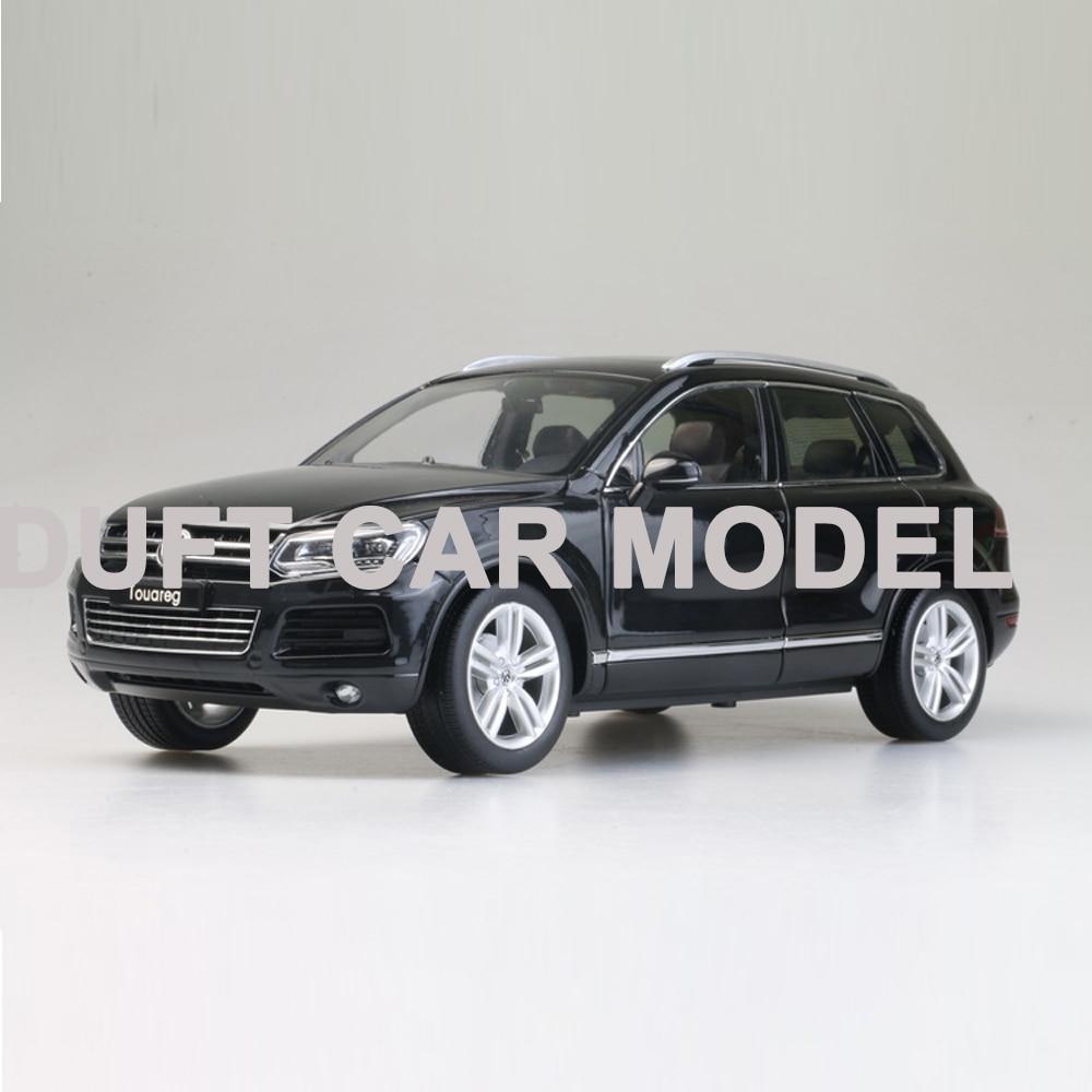 Литой Сплав 1:18, игрушка с обратной стороной GTA Touareg, модель автомобиля, детские игрушечные машинки, оригинальная упаковка для детей, игрушки