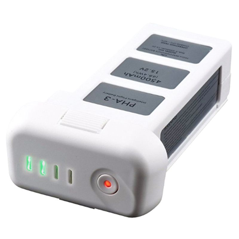 4500 mAh 15.2 V 4 S batterie de vol intelligente professionnelle pour DJI Phantom 3