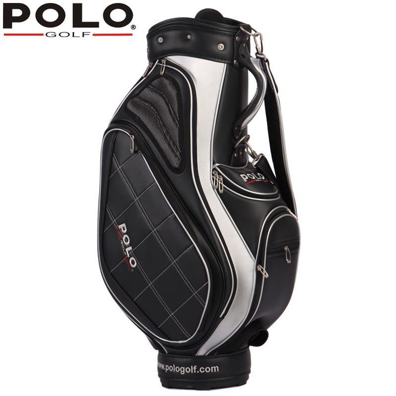цена на brand POLO. complete golf set stand bag water-proof Anti-Friction POLO Golf Caddy Bag golf cart bag staff golf bags