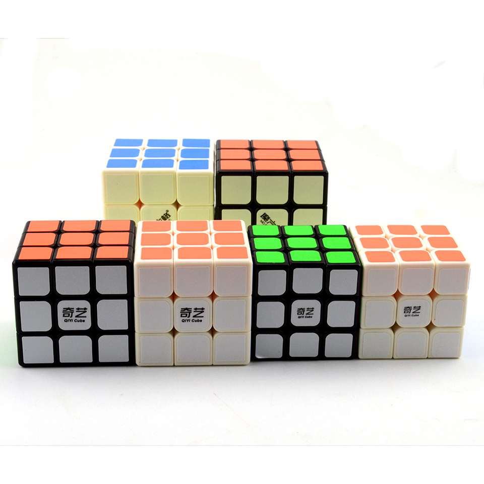 New Mofangge 3x3x3 6.8/6.0/5.6cm Magic Puzzle Cubes Profissional Competition Speed Twist Magic Cube Cool Toys For Boy