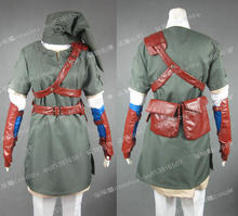Anime The Legend of Zelda Twilight Princess Link Suit Cosplay Costume J001(China) & Buy zelda twilight princess costumes and get free shipping on ...
