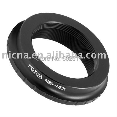 FOTGA Adapter Ring For M39 Lens to NEX-3 NEX-5 E Mount Adapter Ring wholesale oem