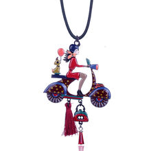 Женское Ожерелье Из Черной Веревки cring coco длинное ожерелье
