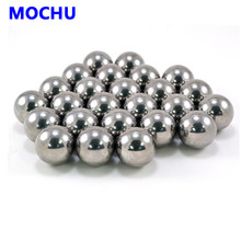 free shipping 100pcs 4mm Precision Steel Ball Bearing Steel high quality diameter 4mm(China)